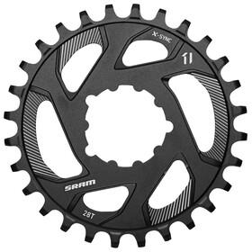 SRAM X-Sync - Plateau - Direct Mount 11 vitesses 0° Offset noir